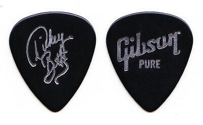 Vintage Allman Brothers Dickie Betts Signature Black Gibson Tour Guitar Pick