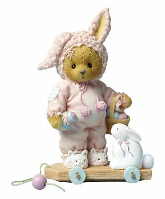 "Cherished Teddies ""on The Hunt Easter ~ Linley"" #4044690 Bunny * Free Shipping"