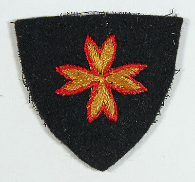 79th Heavy Anti-Aircraft Regiment R.A. Embroidered Formation Sign Badge