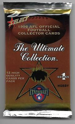 1996 Select The Ultimate Collection - Unopened Pack