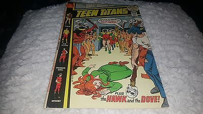 Teen Titans #39 (May-Jun 1972, DC) FINE+