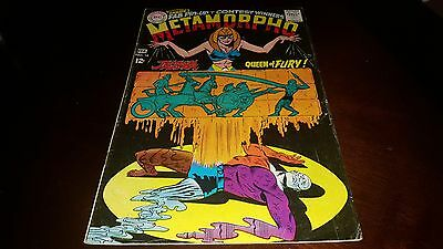 Metamorpho #16 (Jan-Feb 1968, DC) FINE OR BETTER...WITH PIN-UP POSTER!!
