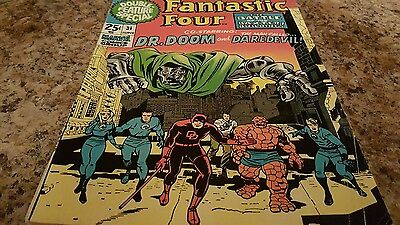 Marvel's Greatest Comics #31 (Jun 1971, Marvel) F/F+....FF4 DR.DOOM DAREDEVIL!!!