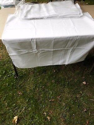"Job Lot 10 X Quality  Table  Cloths, 36"" X 36"" Restaurant ,tearoom"