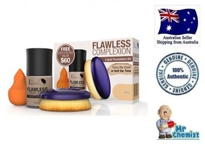 NEW Thin Lizzy Flawless Complexion Liquid Foundation Kit  | All Shades Available