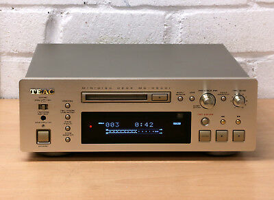 TEAC MD-H500i Hi-Fi separate Mini player recorder Reference 500 99p no reserve