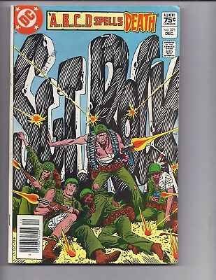 Canadian Newsstand Edition $0.75 Price Variant SGT Rock #371