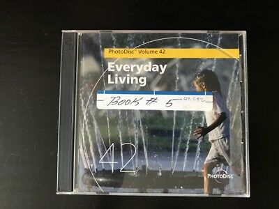 PhotoDisc Stock Images Photography CDs—Everyday Living Volume 42