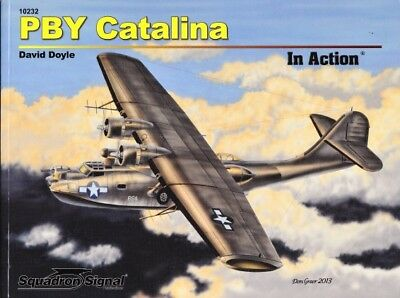 Squadron Signal Aircraft 232 PBY Catalina in action ( 2. Weltkrieg Luftwaffe )