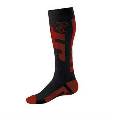 JT Racing 2016 Motocross Socks mx-sx-coolmax - Schwarz - RED ENDURO MX