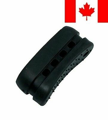 UTG Deluxe Combat Style SKS Butt Pad, 2-Inch, Black