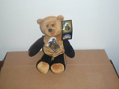 Limited Treasures Stuffed Bear PURDUE UNIVERSITY NOS 8""
