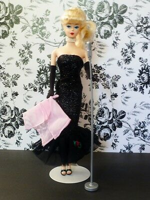 Barbie Solo In The Spotlight Reproduction Dress & Accessories DeBoxed