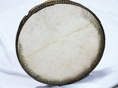 "BORAM :: 17 ""  FRAME DRUM BENDIR, DAF ,ERBANE  With CASE NEW !!!!!!!!!!!!!!!!!!"