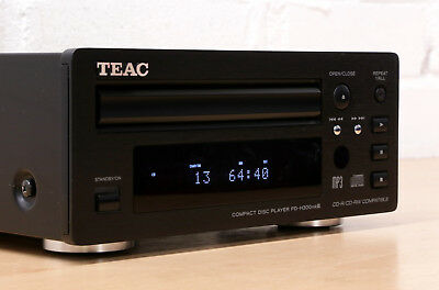 TEAC PD-H300 MK3 Hi-Fi stereo CD player Japan Teac reference 300 99p No reserve