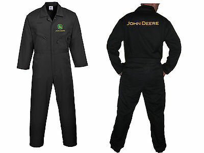 John Deere custom embroidered Boiler suit / Overall / Coverall