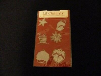 American Traditional Designs LIL CHARMS metal charms Beach