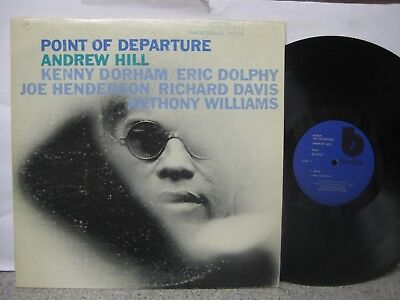 Andrew Hill - Point of Departure US LP Blue Note Nr MINT