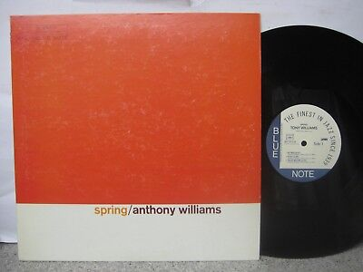Anthony Williams - Spring LP BLue Note France Nr MINT