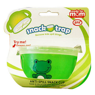 Baby Frog Snack Catcher Cup Baby Feeding