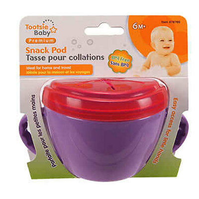 Baby Snack Catcher Cup Baby Feeding