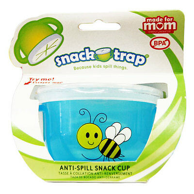 Baby Bee Snack Catcher Cup Baby Feeding