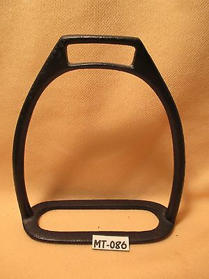Antique 1800's Hand Forged Solid Iron Horse Saddle Riding Stirrup MAKE OFFER