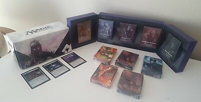 Magic the Gathering Lot, 5 Unopened packs 450+ loose cards, SDCC 2016 Box Only