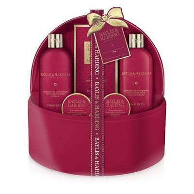 Baylis & Harding Midnight Fig and Pomegranate Jewellery Case Gift Pack FREE P&P