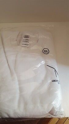 Mirage Resort Spa Casino Las Vegas Heavy Blend Long Sleeve White Sweatshirt XXL