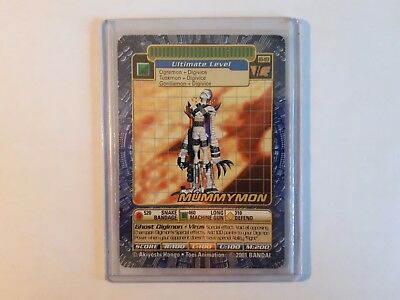 Digimon Card Mummymon BO-183 NM