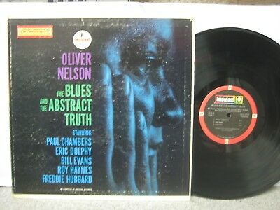 Oliver Nelson -Blues & Abstract Truth US LP Impulse