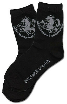 *NEW* Fullmetal Alchemist Brotherhood: Amerstris Military Socks by GE Animation