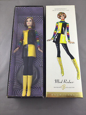 Mod Redux Barbie Collector Doll (Gold Label) NRFB