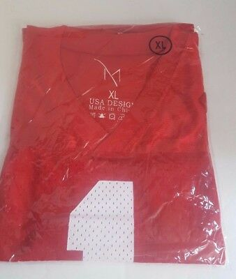 Mirage Hotel and Casino Las Vegas #1 Football Jersey Shirt Size XL