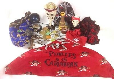 Disney Pirates of The Caribbean Halloween  Costume Accessories Decorations Jake