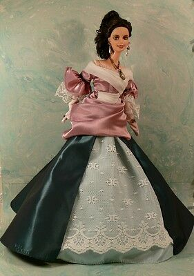 Claire Fraser Court of Louis XV OUTLANDER INSPIRED Custom Doll FRANCE