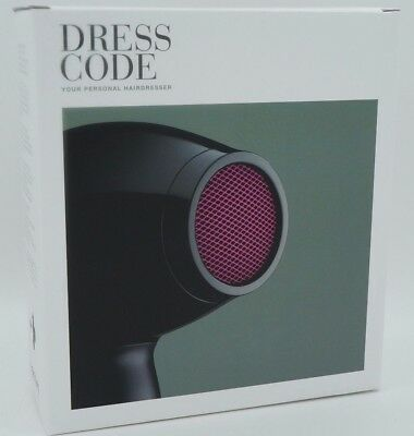 Elchim Dress Code Hair Dryer Ultra Lightweight + Cocoon Diffuser - MADE IN ITALY