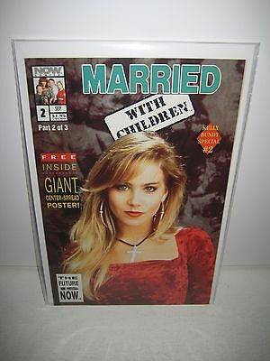 Married With Children 2 Bundy Comics Picture of Actual Item