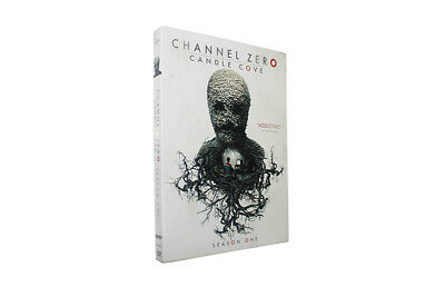 Channel Zer0 Candle Cove Season 1 - 2 DVD