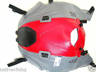 BMW R1200GS 13 BAGSTER TANK COVER red grey BAGLUX tank protector R1200 GS 1642C