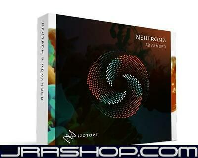 iZotope Neutron 2 Advanced Upgrade from Neutron Standard eDelivery JRR Shop
