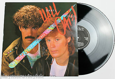 "HALL & OATES Method Of Modern Love (ext) 12"" UK 1984 RCAT472  NrMINT!"