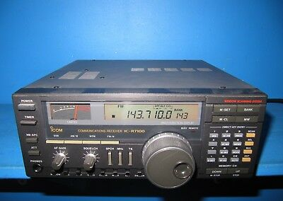 ICOM IC - R7100 Communications Receiver Weltempfänger