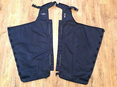 Horseware Fleece Lined Chaps  Size Small  Excellent Condition