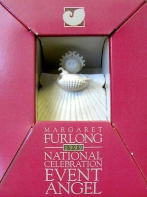Margaret Furlong National Celebration Event Angel l999 Nesting Quail #NE-99