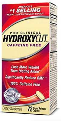 Muscletech Hydroxycut Pro - 2 X 90 Caps With Free Drink- Exp Jan 17