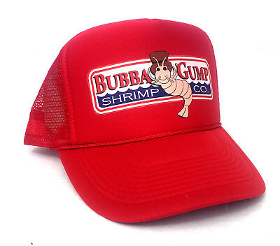 Bubba Gump Shrimp Co Hat  ~ USA Seller ~ Forrest Gump Halloween Costume forest