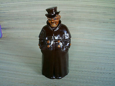Vintage friar Monk Decanter #358 Germany made great collector piece.