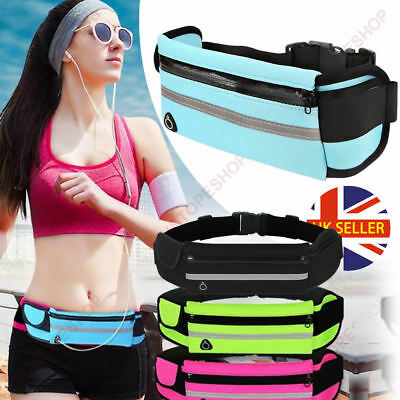 Jogging Running Cycling Outdoor/Gym Bum Bag Casual Waist Belt Pouch Sports Phone